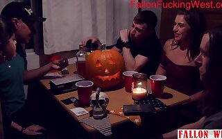 Hallowdick Xxx Caricature Feature Film - Sex Movies Featuring Fallonwest