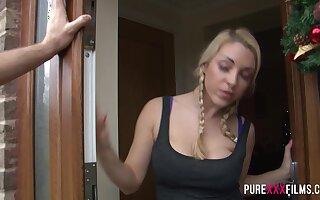 PURE XXX FILMS The Party Girl next door