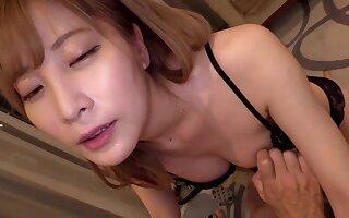 Nasty vixen with perky tits asian porn
