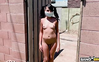 Scant girl in the air medical face mask Hime Marie is phantasm sex with neighbor