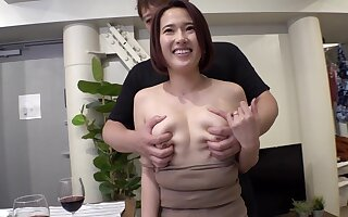 Shy Asian Young Lady Amateur XXX Of age Fastener